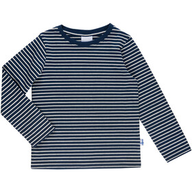 Finkid Sampo Longsleeve Shirt Children blue/white